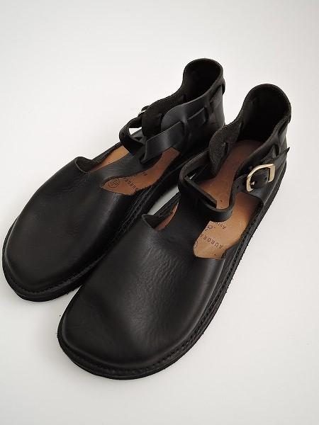 【メンズ】 オーロラシューズ AURORA SHOES West Indian T字ストラップ靴 8 1/2 C【中古】【51I81】【高価買取中】【店頭受取対応商品】