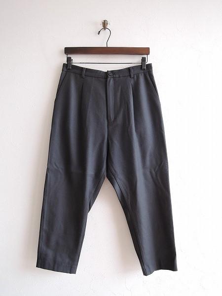 エヴァムエヴァ evam eva sarrouel tuck pants サルエルタックパンツ 1【中古】【92A91】【高価買取中】【店頭受取対応商品】