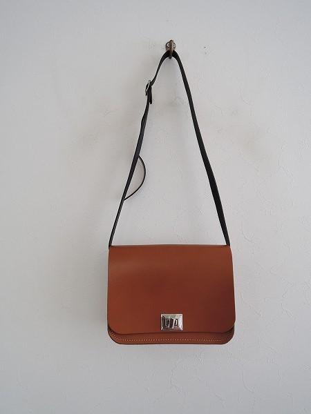 ザレザーサッチェルカンパニー The Leather Satchel Co. Pixie bag ショルダー【中古】【61A91】【高価買取中】【店頭受取対応商品】