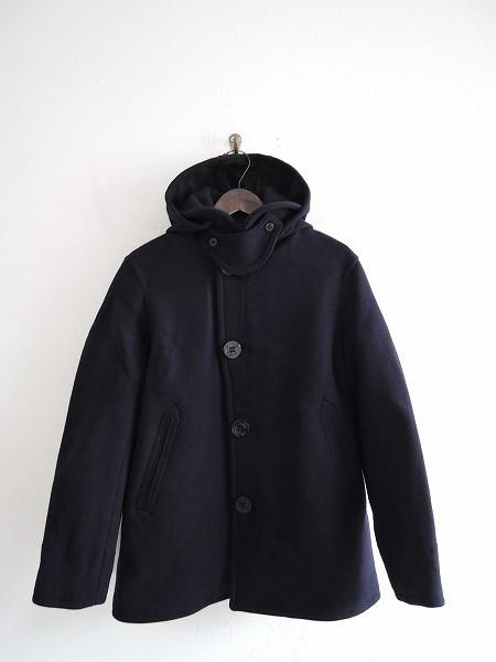 オーシバル ORCIVAL ウールフード付きジャケット 1【中古】【22B91】【高価買取中】【店頭受取対応商品】