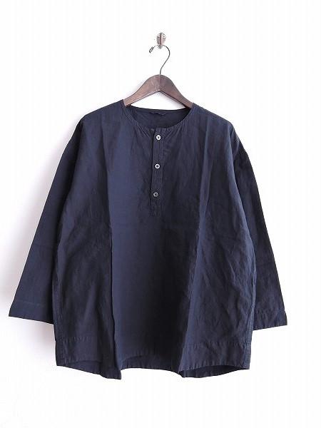 アーツ&サイエンス ARTS&SCIENCE リネンノーカラーシャツ 2【中古】【82B91】【高価買取中】【店頭受取対応商品】
