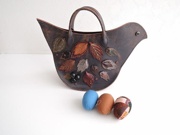 ミナペルホネン mina perhonen tori bag とりバッグ【中古】【61D91】【高価買取中】【店頭受取対応商品】
