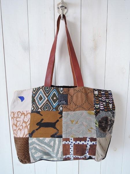 ミナペルホネン mina perhonen piece bag ピースバッグ【中古】【81D91】【高価買取中】【店頭受取対応商品】