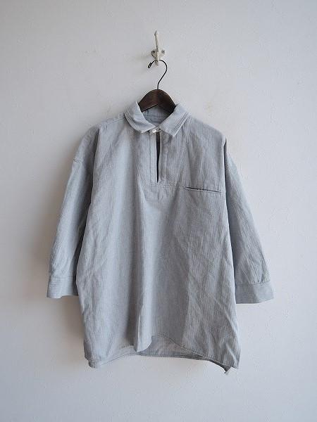 アシードンクラウド ASEEDONCLOUD シフォニアシャツ S【中古】【03E91】【高価買取中】【店頭受取対応商品】