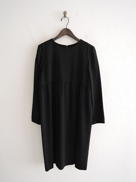 クロエ Chloe ウールハイウエスト切替えドレス 40【中古】【42G91】【高価買取中】【店頭受取対応商品】
