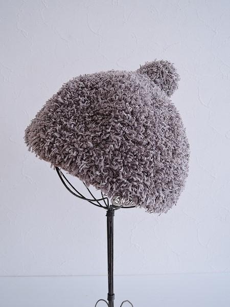 ヒトミシノヤマ hitomi shinoyama ベレー帽【中古】【50H91】【高価買取中】【店頭受取対応商品】