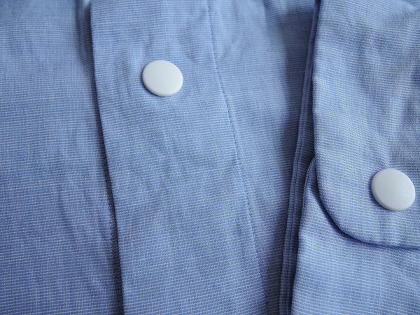 ヤエカ YAECA 151991 コットンスナップボタンシャツ S【中古】【61G91】【高価買取中】【店頭受取対応商品】|ブランド古着買取drop