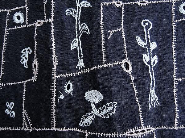 ミナペルホネン×百草 mina perhonen×momogusa garden patchwork単サロン11I91eEHYWD9I2