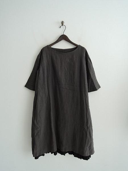 プティローブノアー petite robe noire ドロップショルダーワンピース -【中古】【11J91】【高価買取中】【店頭受取対応商品】