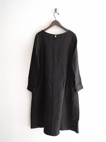 黒染ネストローブ nest Robe リネンワンピース32J91高価買取中店頭受取対応商品y76Yfbg