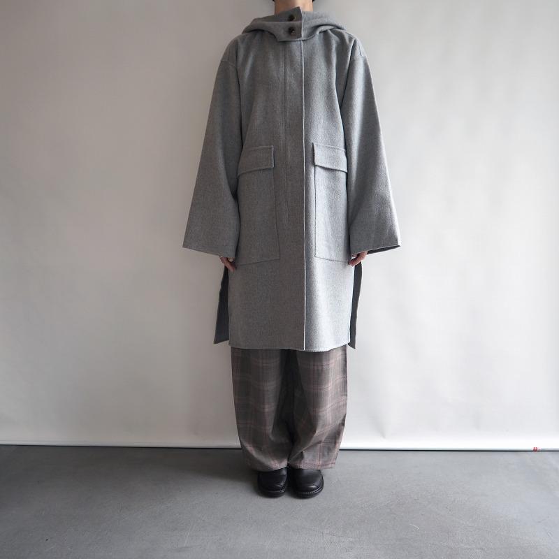 【新品】 ソフィードール SOFIE D'HOORE CANDIA フーデッドコート 34【中古】【10L91】【高価買取中】【店頭受取対応商品】
