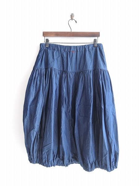 ケーシーケーシーCASEY CASEY サイドプリーツスカート M 60L91高価買取中店頭受取対応商品L54ARjq3