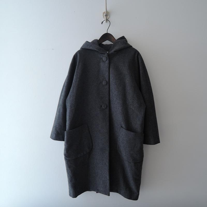 アトリエドゥサボン l'atelier du savon ウールカシミヤコート F【中古】【91A02】【高価買取中】