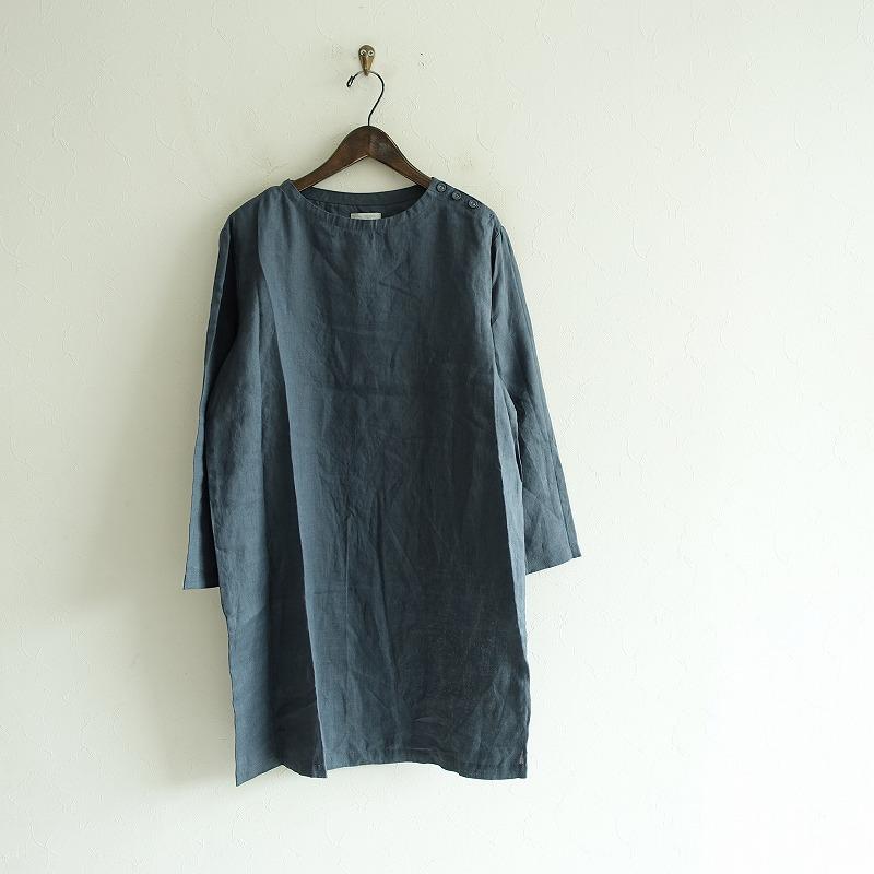 【新品】 フォグリネンワーク fog linen work SOFIA TUNIC ソフィア チュニック -【中古】【高価買取中】【店頭受取対応商品】