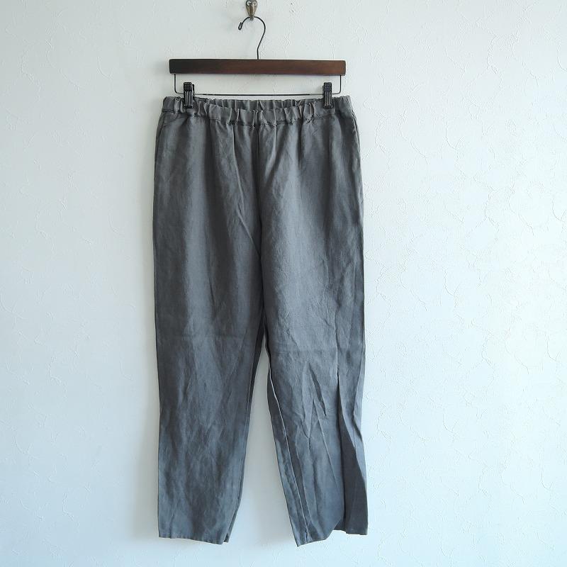 新品 フォグリネンワーク 売り込み fog linen work FIONA PANTS 高価買取中 フィオナ - 中古 世界の人気ブランド 52B02 パンツ