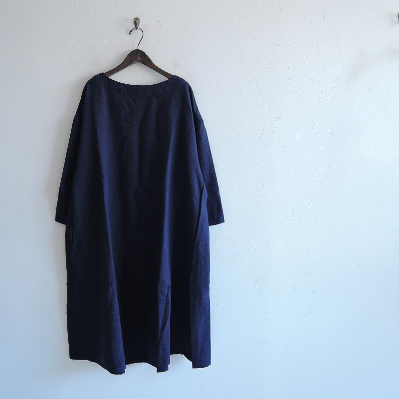 【新品】 フォグリネンワーク fog linen work mireille dress ミレーユ ワンピース -【中古】【52B02】【高価買取中】【店頭受取対応商品】