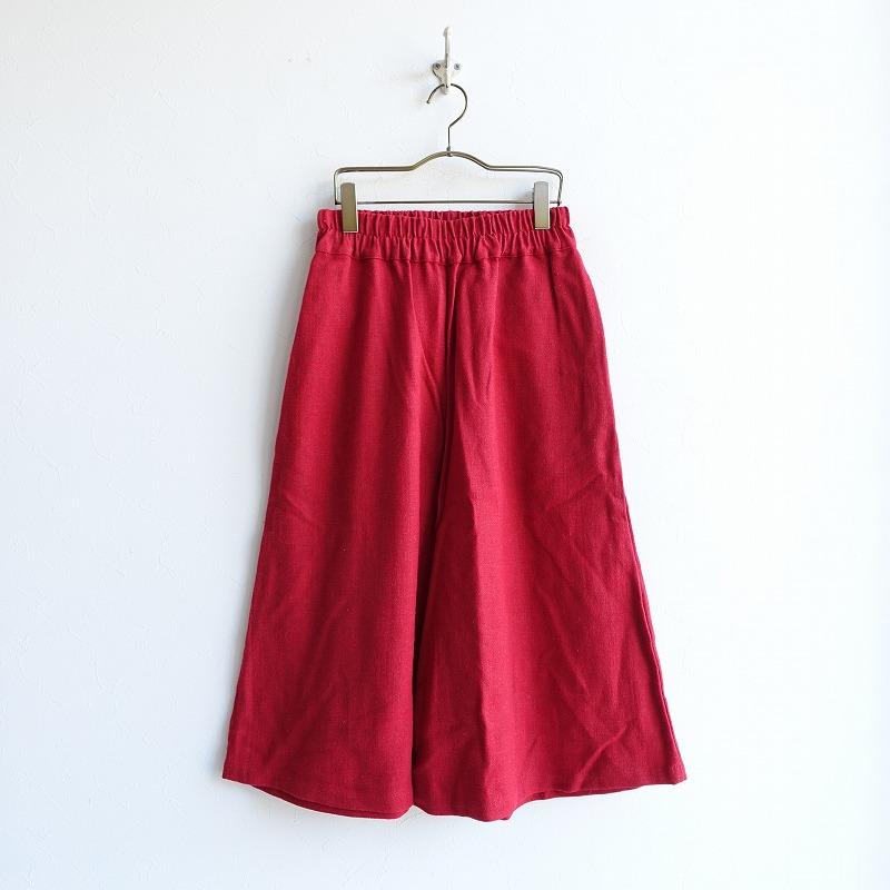 【新品】 フォグリネンワーク fog linen work christiane wide pants クリスチアーヌ ワイドパンツ -【中古】【32B02】【高価買取中】【店頭受取対応商品】