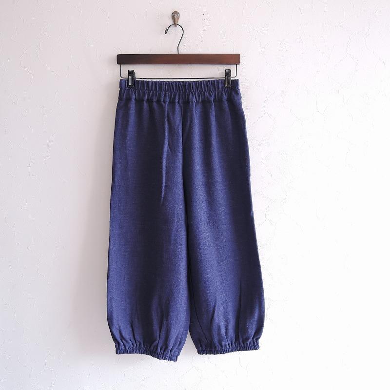 【新品】 フォグリネンワーク fog linen work Andre pants アンドレ パンツ -【中古】【32B02】【高価買取中】【店頭受取対応商品】