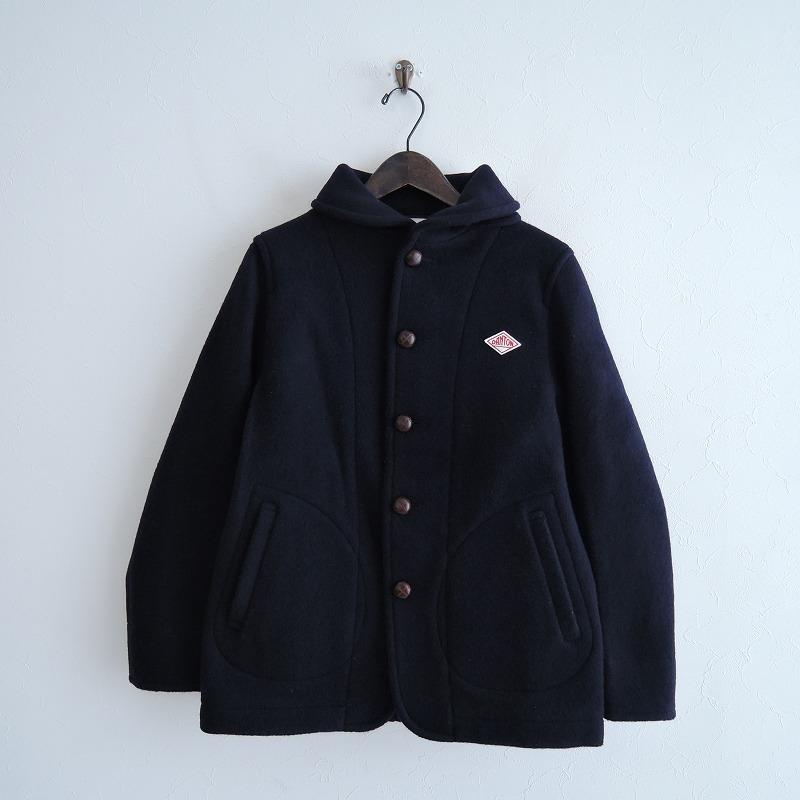 【美品】 ダントン DANTON ウールモッサシングルジャケット 34【中古】【12B02】【高価買取中】【店頭受取対応商品】