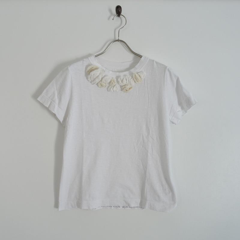 45アールピーエム R45RPM コサージュの星Tシャツ 2【中古】【70E02】【高価買取中】【店頭受取対応商品】