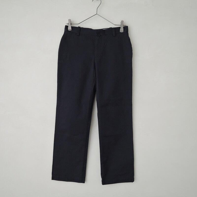 ヤエカ YAECA 166202 chino cloth pants チノパン パイプドステム 28【中古】【22F02】【高価買取中】