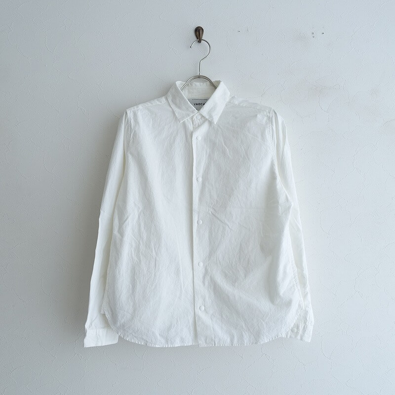 ヤエカ YAECA 151051 コンフォートシャツ M【中古】【62F02】【高価買取中】