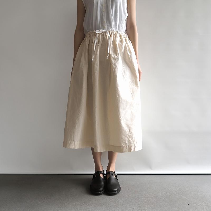 新品 ギャレゴデスポート GALLEGO DESPORTES drawstring skirt with a different ONE fabric 42B12 belt 結婚祝い 高価買取中 SIZE 中古 ドローストリングスカート 送料0円