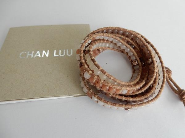 CHAN LUU チャンルー 5ラップブレスレット【中古】【高価買取中】【店頭受取対応商品】