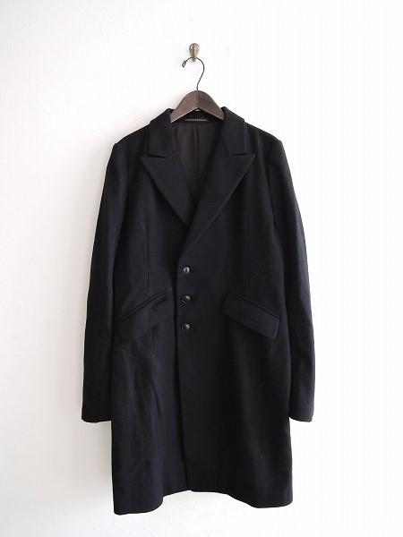 ワイズ Y's ニット使いコート size2【中古】【高価買取中】【店頭受取対応商品】【均一商品】