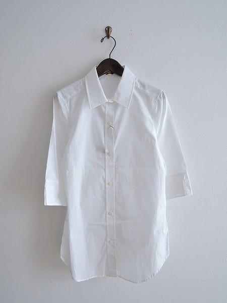 ミューズ MUSE コットンシャツ sizeF【中古】【高価買取中】【店頭受取対応商品】