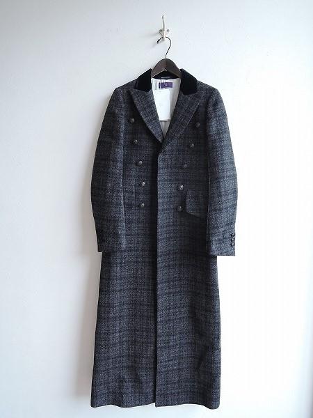 タケシコウサカ TAKESHI KOSAKA ×Y's ワイズ ウールコート size2【中古】【高価買取中】【店頭受取対応商品】