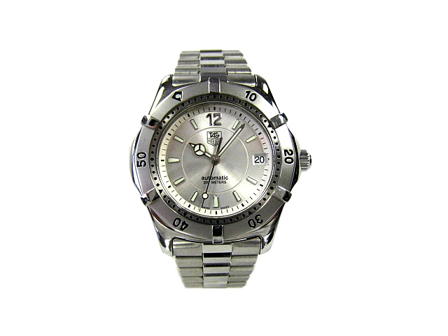 タグホイヤー SS メンズ 腕時計 自動巻 TAG HEUER 時計 オートマ ウォッチ【中古】