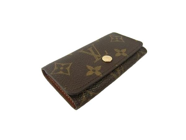 Louis Vuitton Monogram key holder key holder 4 LOUIS VUITTON 4 books for