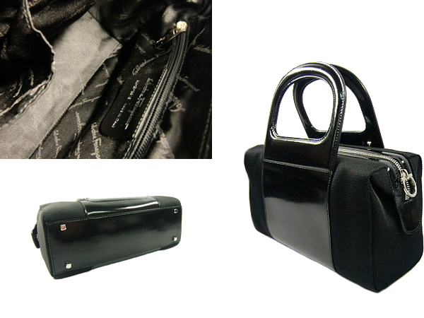 Ferragamo hand & shoulder bag Salvatore Ferragamo
