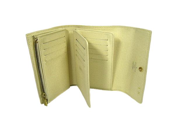ルイ・ヴィトン ダミエ アズール 財布 N63068 ポルト フォイユ・アレクサンドラ LOUIS VUITTON ルイヴィトンOZkuiPXT