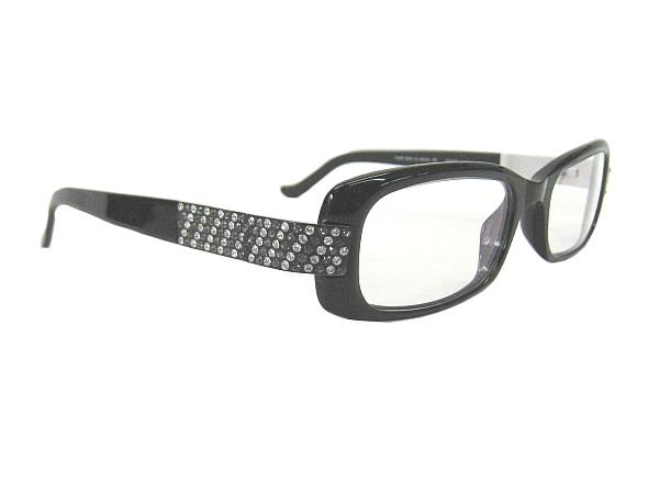 ダニエルスワロフスキー S160 メガネ ブラックスワロフスキー DANIEL SWAROVSKI サングラス【中古】【送料無料】