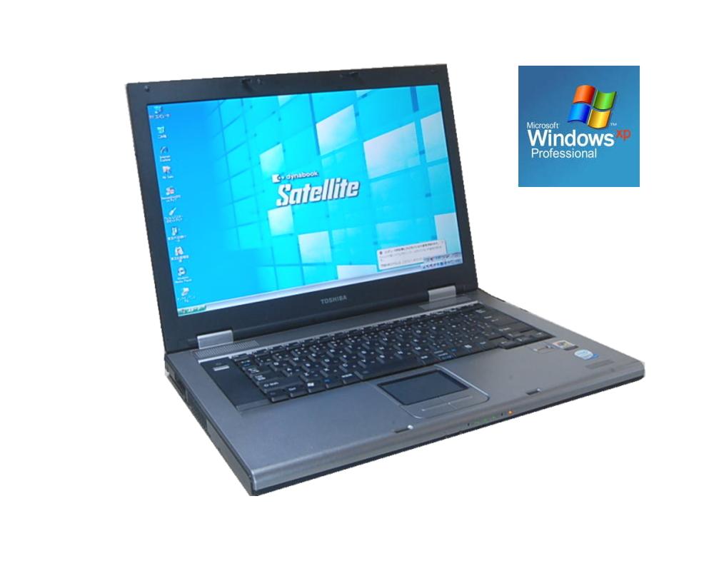 中古 パソコン 今更ながら XP XPなら十分 TOSHIBA L20 セルロン900 2.20G すぐに使える DVD 無線 WI-FI 【中古】