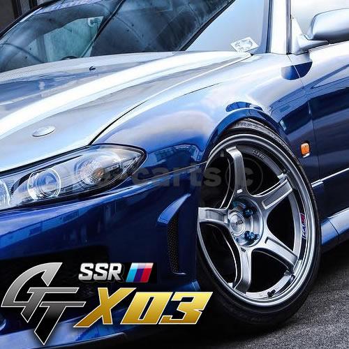 新品 送料無料 SSR GT X03 225/45R18 TOYO DRB 4本SET 軽量 FFT-R フォレスター レガシーワゴン, パイロットハウスエフエスシーマ 545cf469
