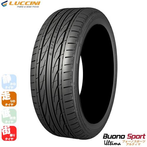 ルッチーニ ブォーノスポーツ 165/50R15 72V (LUCCINI Buono Sport)条件付き送料無料 4本SET