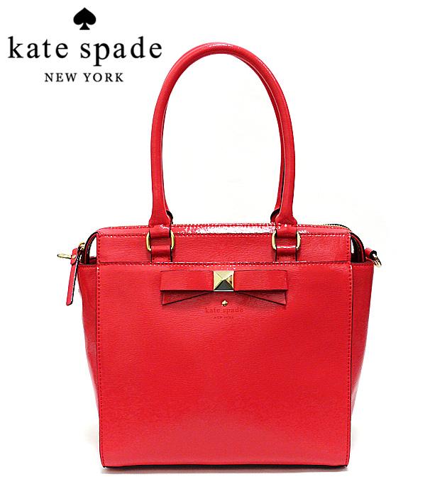 【kate spade】ケイトスペード 新作 2way ショルダーバッグ ピンク レディース美品 格安【中古】