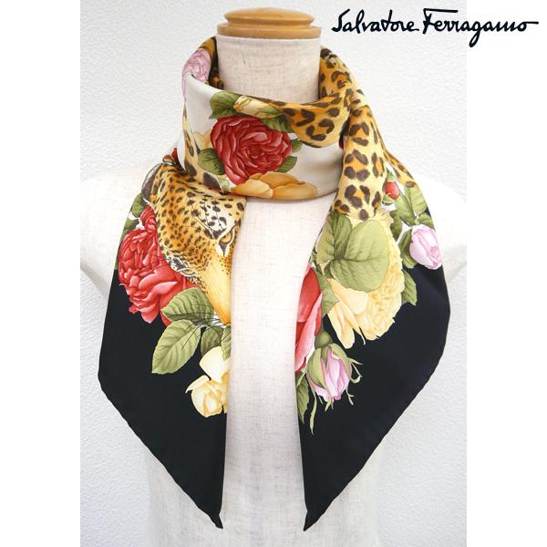 スカーフ フェラガモ Innova Art