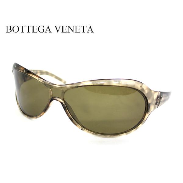 【BOTTEGA VENETA】ボッテガヴェネタ サングラス BV 01/SL カーキ系 ケース付 【中古】