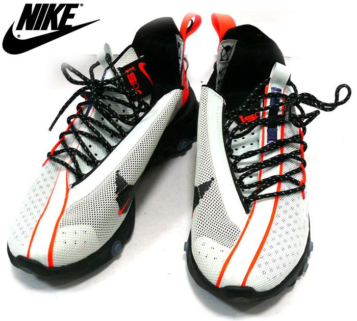 【NIKE】ナイキ ISPA リアクト ISPA ウルフグレー 27.5cm 靴 シューズ メンズ スニーカー 男性用 RC2111【中古】