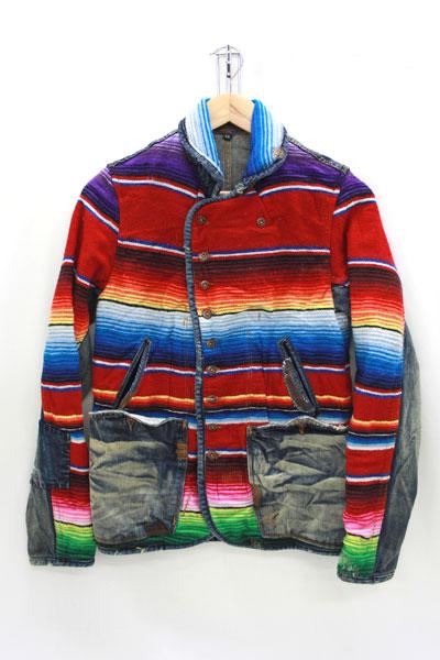 【ARTISAN DELUXE】アルチザンデラックス ヴィンテージ カバーオール ジャケット サイズXS:リサイクルストア エコライフ