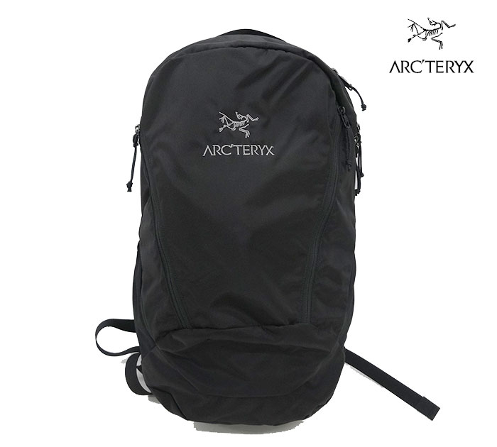 【ARC'TERYX】アークテリクス MANTIS マンティス 26 バックパック ユニセックス リュック ブラック 黒 美品【中古】FF2047