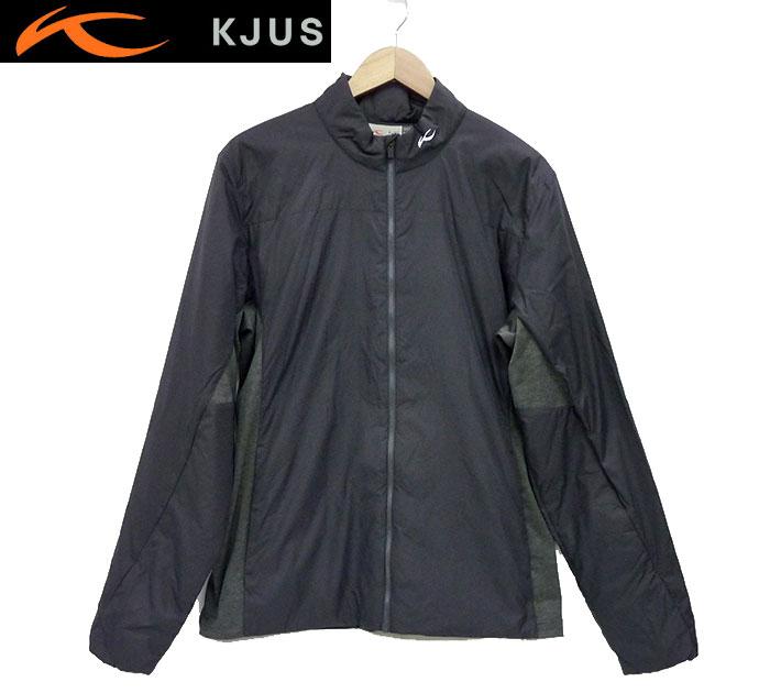 【KJUS】 チュース中綿 ジャケット 2018SS MEN RADIATION JACKET 52 Lサイズ MG15-D05 美品【中古】FF0905