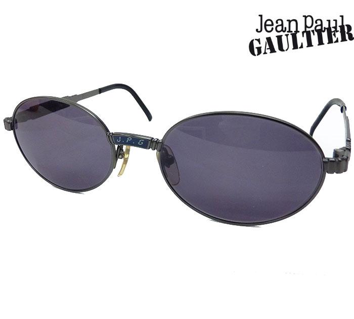 【JEAN PAUL GAULTIER】ジャンポール・ゴルチェ ヴィンテージ サングラス58-5104 日本製【中古】FF0932