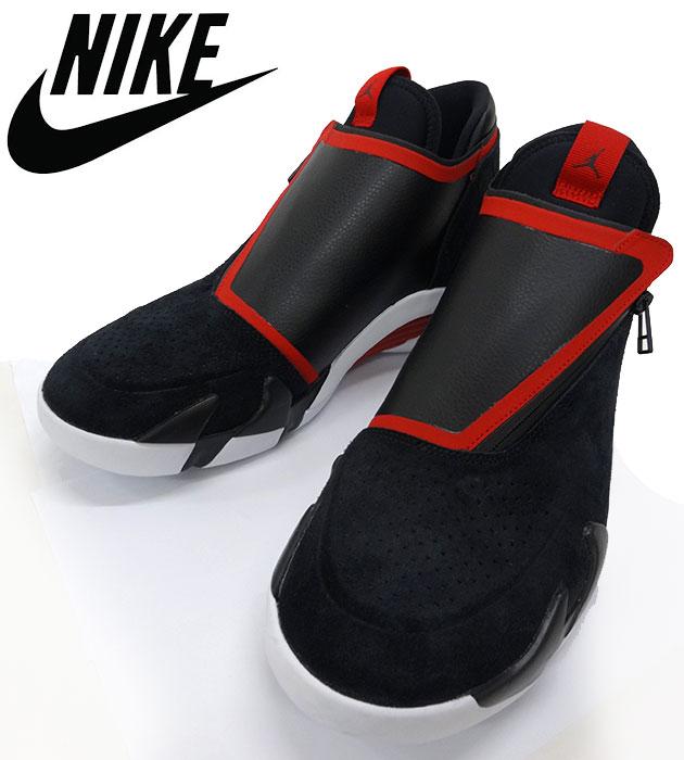 【NIKE】Jordan Jumpman Z ナイキ ジョーダン ジャンプマン スニーカー US11 29.0cm ブラック×レッド 【極美品】 【中古】FF1699