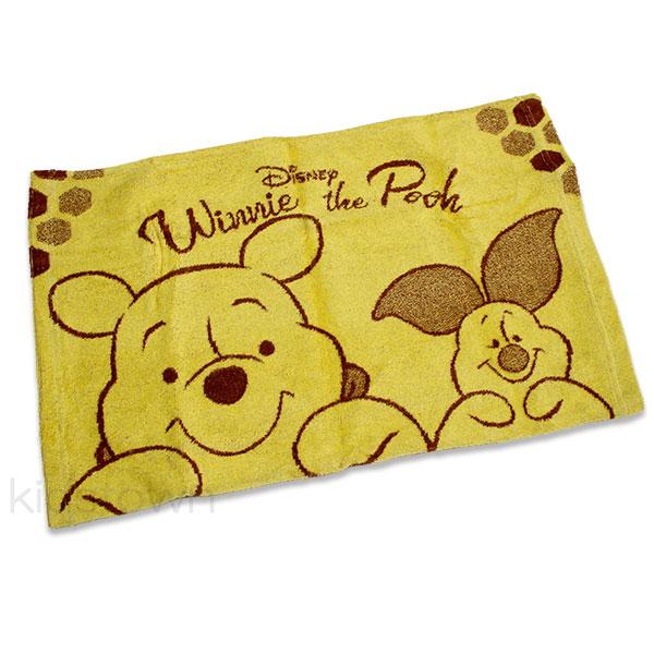 限定品 くまのプーさん ピロケース のびのび枕カバー タオル地 まくらカバー 32×52cm 絶品 ディズニー Disney 寝具