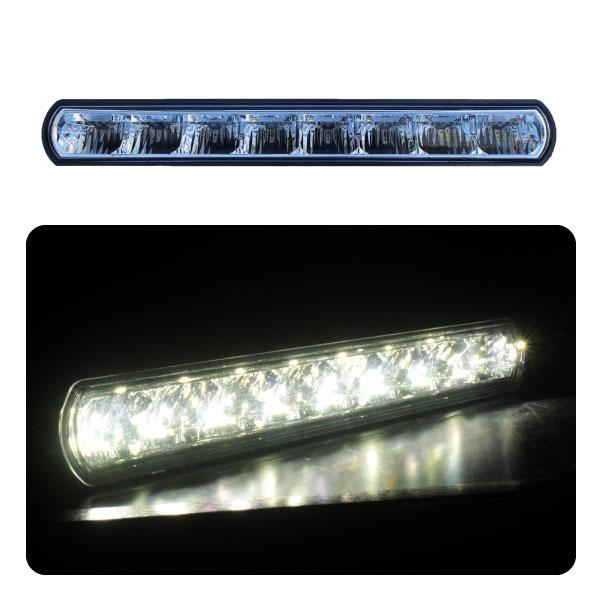 LEDライトバー クリアレンズ 8LED・80wUNO80W